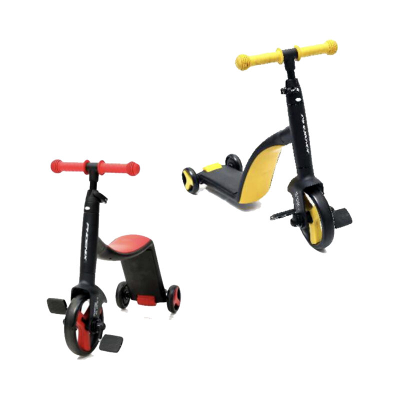 PHOENIX TRICYCLE MANUAL (2 IN 1)